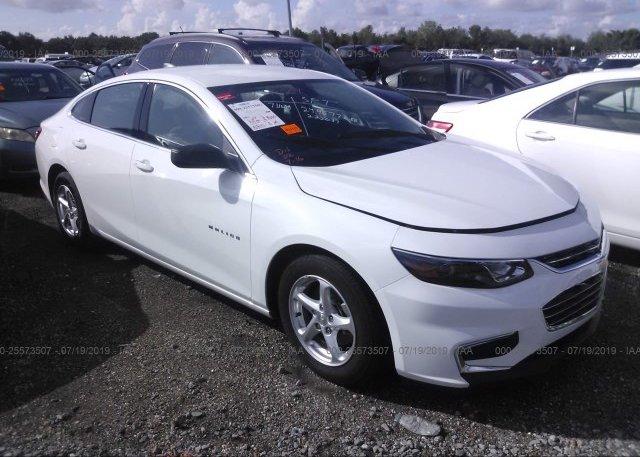 Inventory #740402491 2017 Chevrolet MALIBU