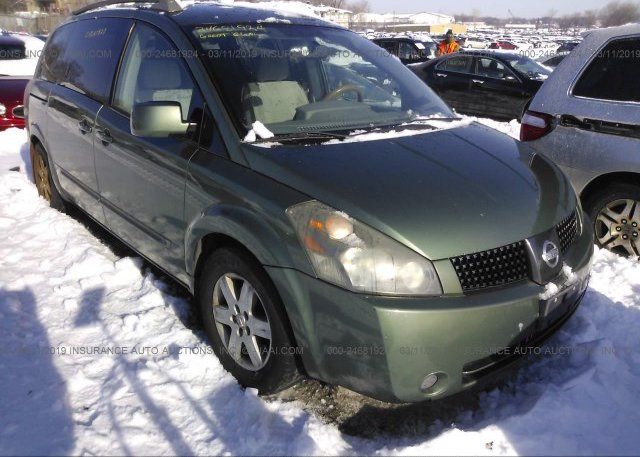 Inventory #342430210 2004 Nissan QUEST