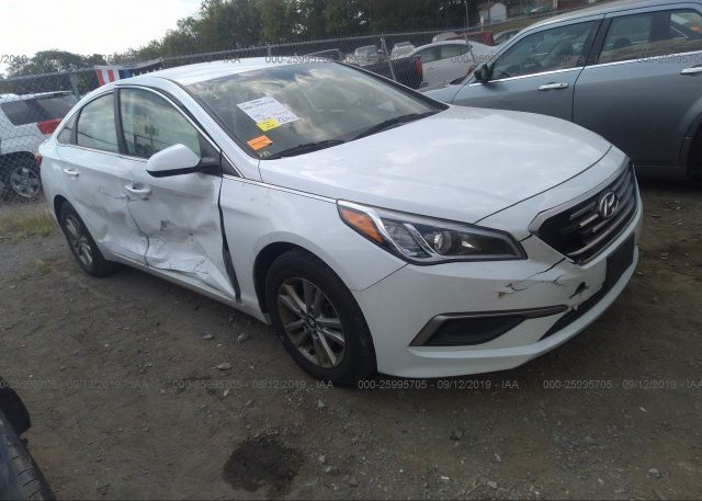 Inventory #666149234 2016 Hyundai SONATA