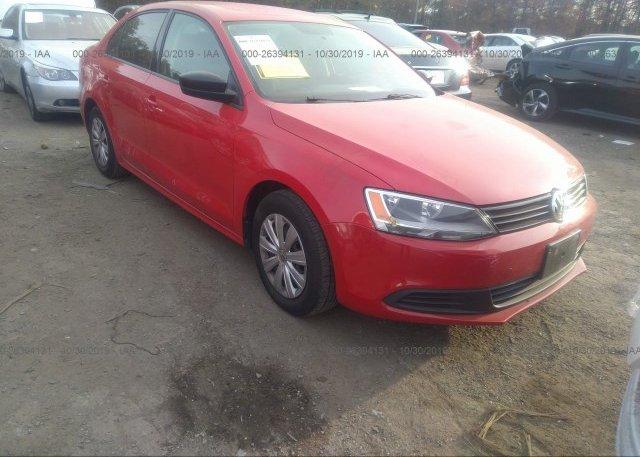 Inventory #484475500 2014 Volkswagen JETTA
