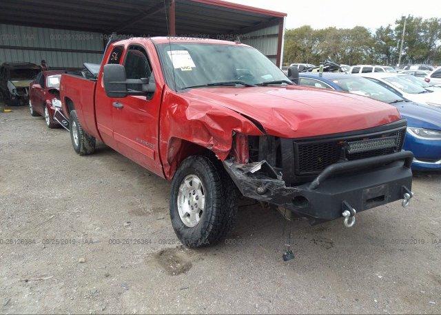 Inventory #479666678 2010 Chevrolet SILVERADO