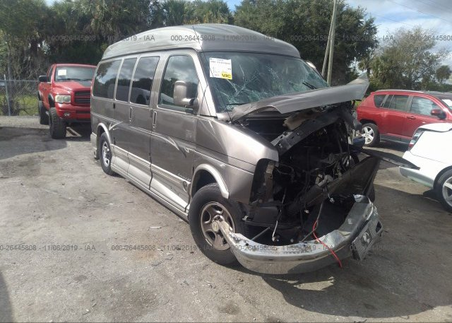 Inventory #865986634 2007 Chevrolet EXPRESS G1500