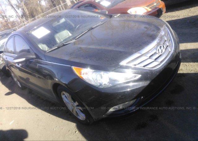 Inventory #381086763 2013 Hyundai SONATA