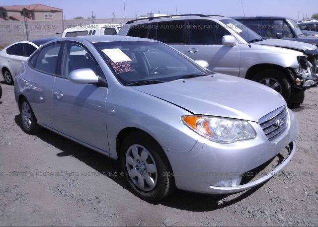 Inventory #693884876 2008 Hyundai ELANTRA