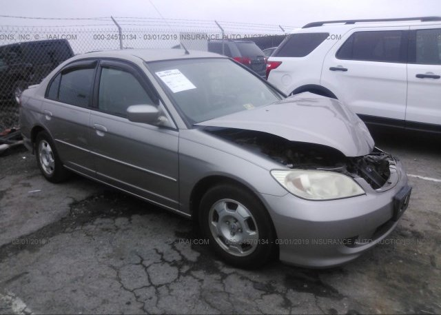 Inventory #230329064 2004 Honda CIVIC