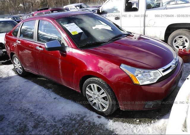 Inventory #131300070 2010 FORD FOCUS