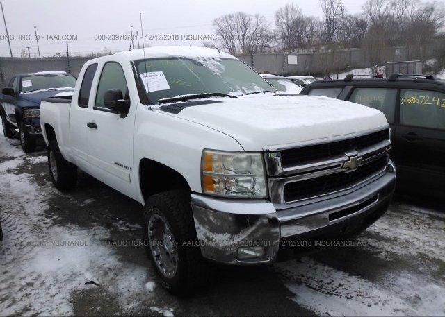 Inventory #359137246 2007 Chevrolet SILVERADO