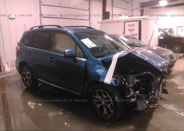 Inventory #349586954 2015 Subaru FORESTER