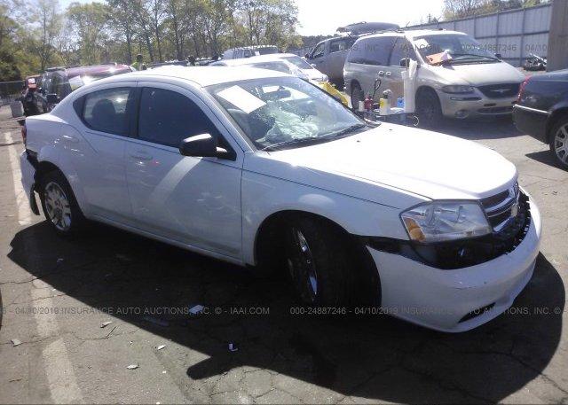Inventory #948700755 2014 Dodge AVENGER