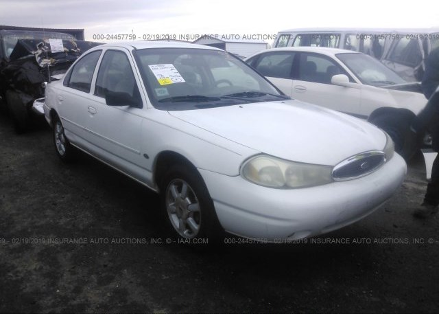 Inventory #324237634 2000 FORD CONTOUR
