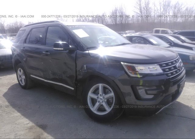 Inventory #594261811 2017 FORD EXPLORER