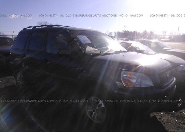 Inventory #410683088 2003 Honda PILOT