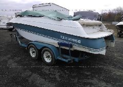 1994 FOUR WINNS BOW RIDER - 4WNME072G394 [Angle] View
