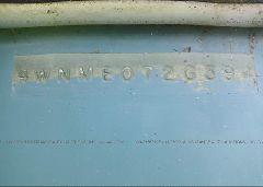1994 FOUR WINNS BOW RIDER - 4WNME072G394 engine view