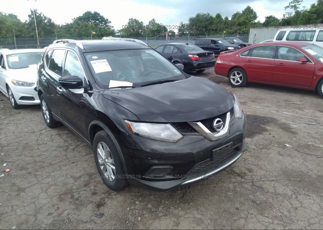 Inventory #126652898 2015 Nissan ROGUE