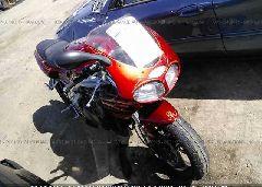 1998 Triumph Motorcycle T595