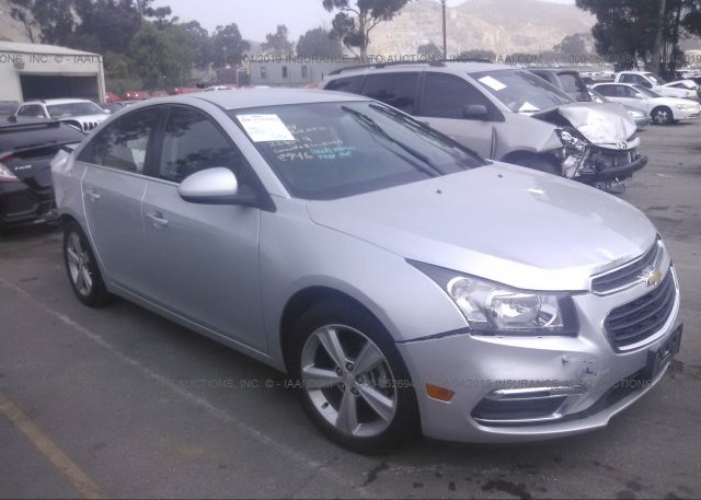 Inventory #234196978 2016 Chevrolet CRUZE LIMITED