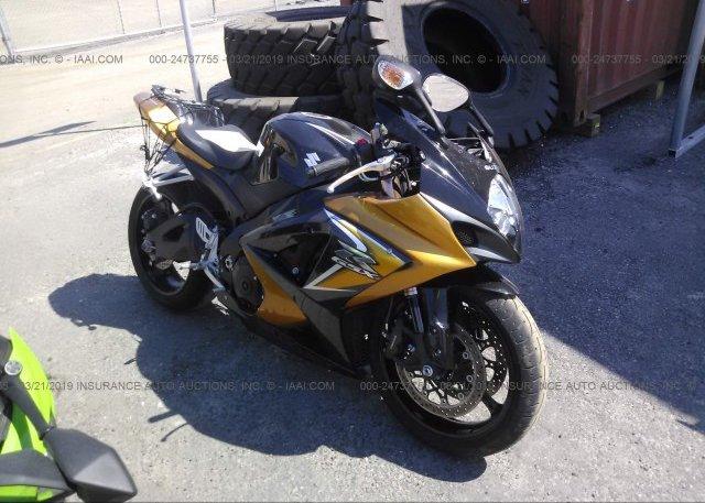Inventory #791447703 2008 Suzuki GSX-R1000
