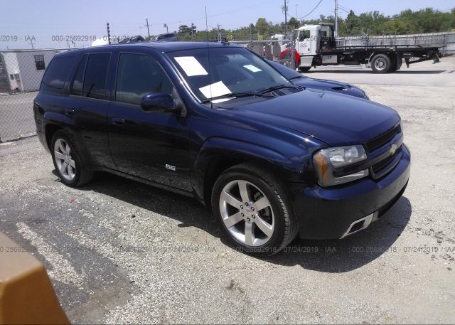 Inventory #179666979 2008 Chevrolet TRAILBLAZER