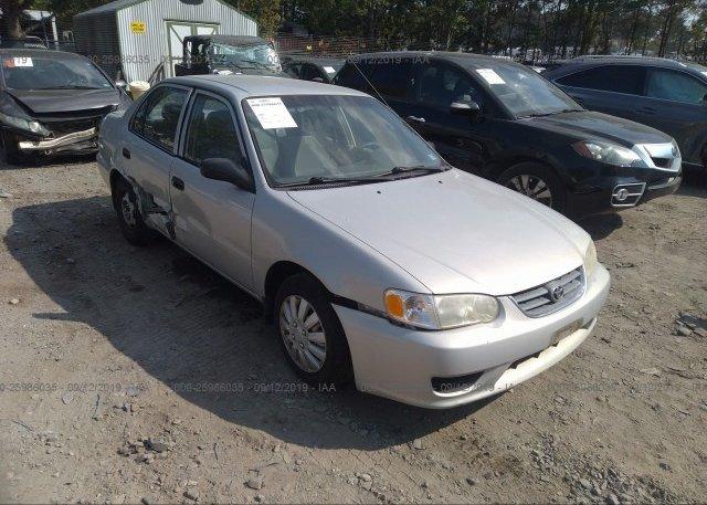 Inventory #398610299 2002 Toyota COROLLA
