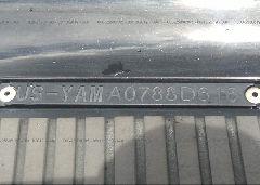 2016 YAMAHA FX-CRUISER SHO - YAMA0788D616 engine view