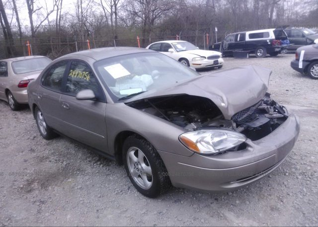 Inventory #616073166 2003 FORD TAURUS