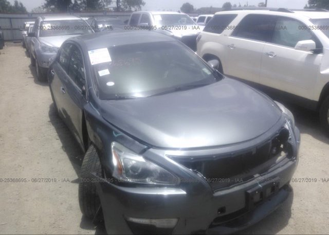 Inventory #846008982 2015 Nissan ALTIMA