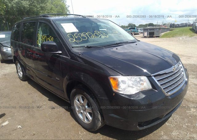 Inventory #510709583 2008 Chrysler TOWN & COUNTRY