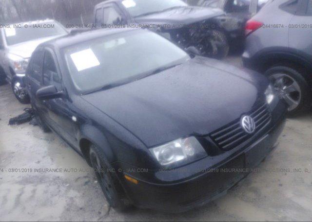 Inventory #165573655 2000 Volkswagen JETTA
