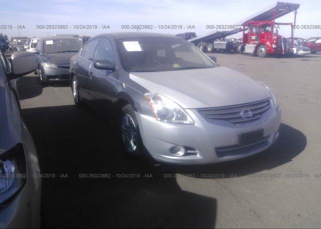 Inventory #599056545 2012 Nissan ALTIMA