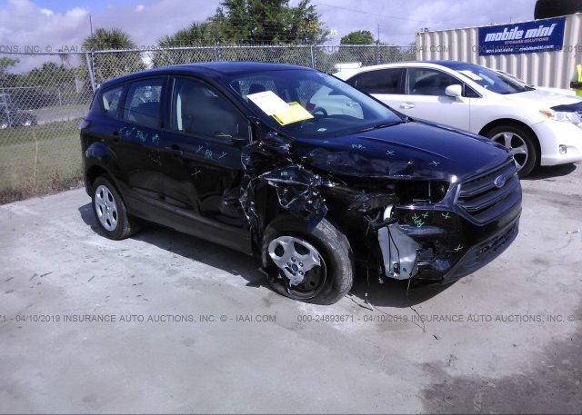 Inventory #813895409 2018 FORD ESCAPE