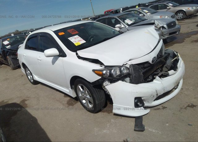 Inventory #552158069 2011 Toyota COROLLA