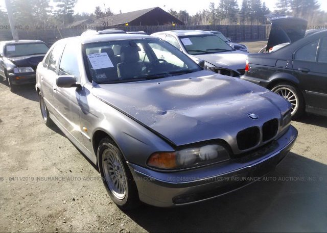 Inventory #674017140 2000 BMW 540