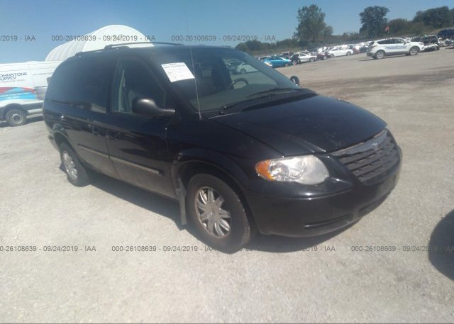 Inventory #854621958 2007 Chrysler TOWN & COUNTRY