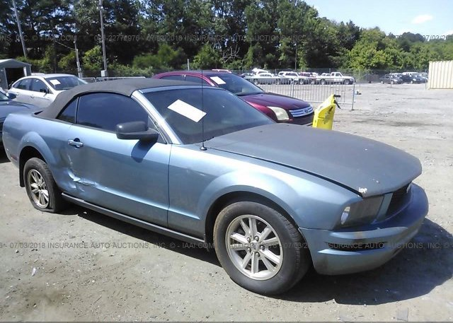 Inventory #608352778 2007 FORD MUSTANG