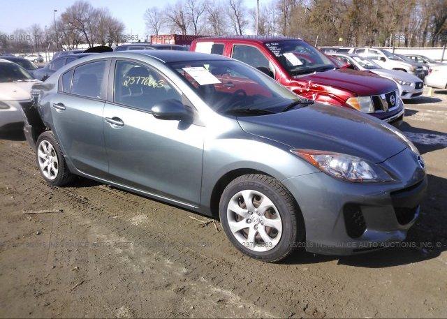 Inventory #806986468 2013 Mazda 3