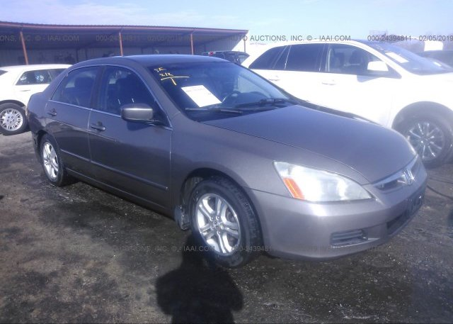 Inventory #138945225 2006 Honda ACCORD