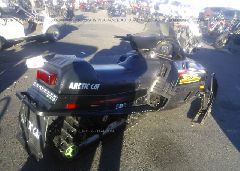 1998 ARCTIC CAT ZL 500 - 9860559 rear view