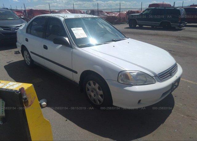 Inventory #916835454 1999 Honda CIVIC