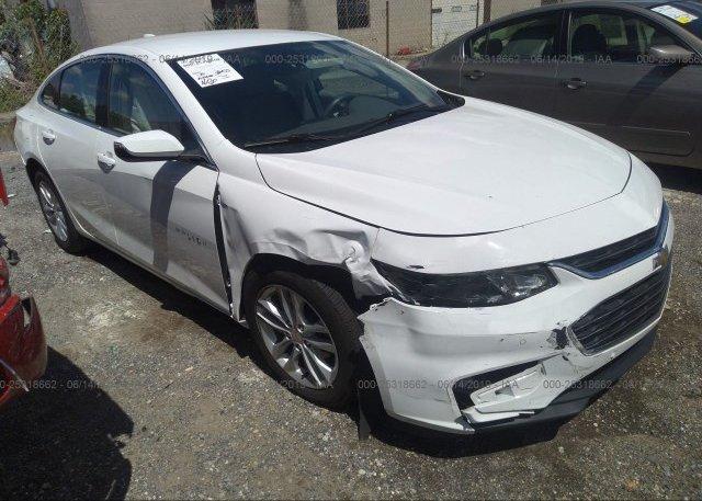 Inventory #504992227 2016 Chevrolet MALIBU