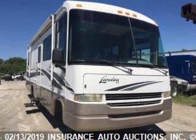 Inventory #817230886 1999 WORKHORSE CUSTOM CHASSIS MOTORHOME CHASSIS
