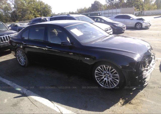 Inventory #570371373 2007 BMW 750