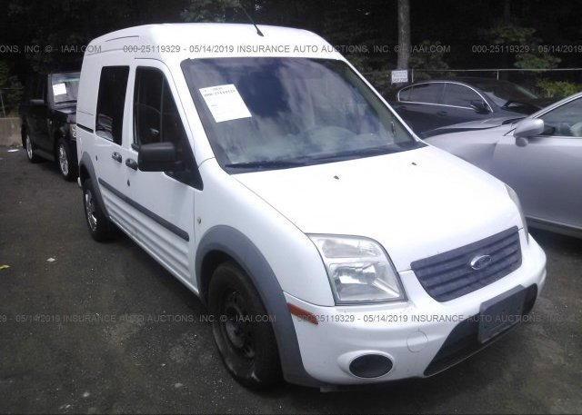 Inventory #823716522 2012 FORD TRANSIT CONNECT
