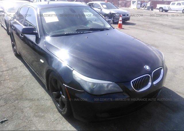 Inventory #526236083 2008 BMW 528