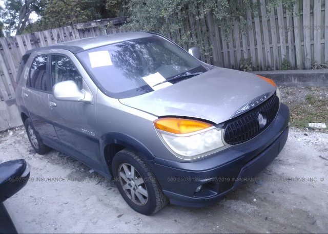 Inventory #563679523 2002 Buick RENDEZVOUS