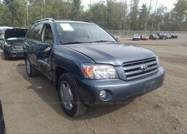 Inventory #507404333 2007 Toyota HIGHLANDER