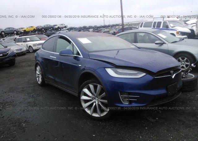 Inventory #709279320 2017 Tesla MODEL X