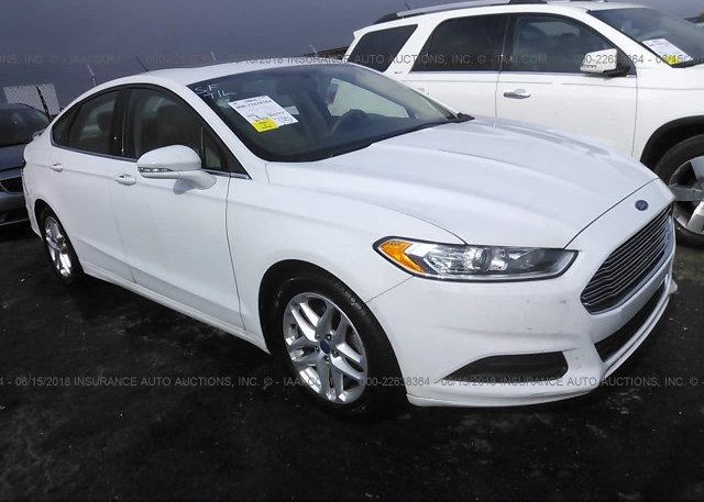 Inventory #817384345 2013 FORD FUSION