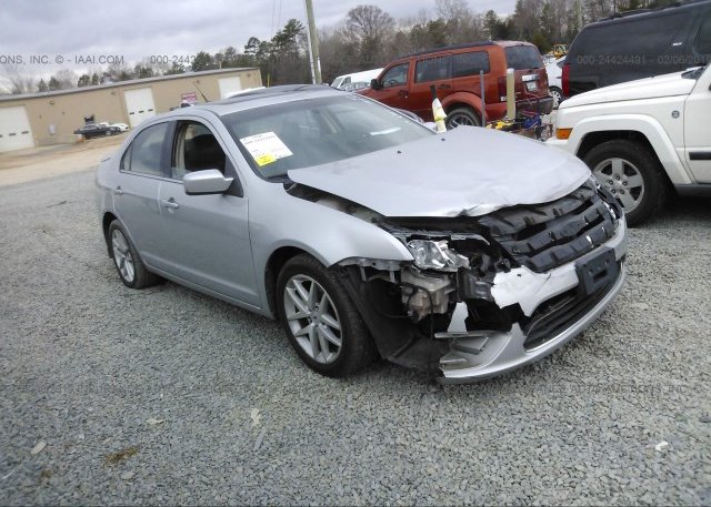 Inventory #799752040 2010 FORD FUSION