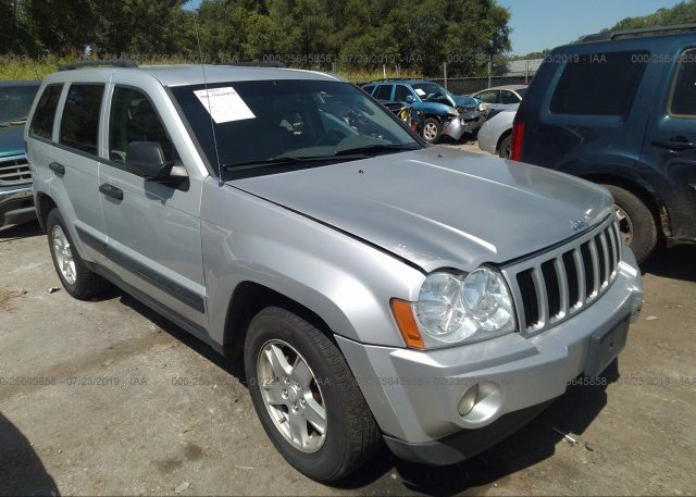 Inventory #239368553 2006 JEEP GRAND CHEROKEE